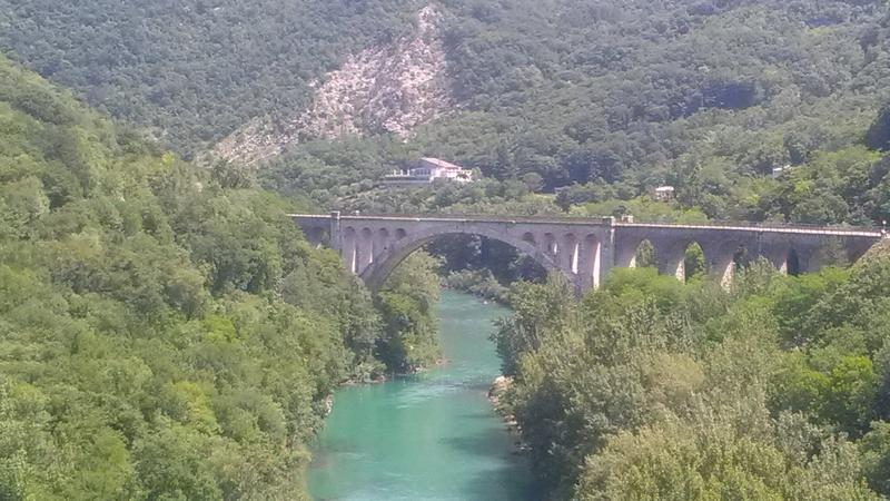 Solkanski most
